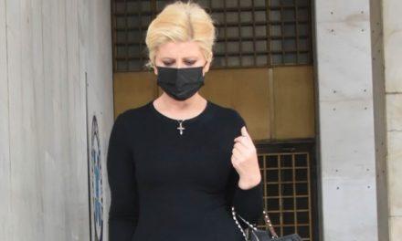 Τι κατέθεσε στη ΓΑΔΑ η Ζήνα Κουτσελίνη για τη δολοφονία Καραϊβάζ