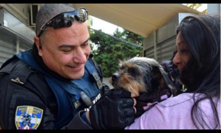 Αντιδράσεις για τη μετάθεση αστυνομικού που είχε βραβευτεί για τη φιλοζωική του δράση