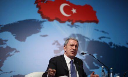 Ερωτήσεις κοινής λογικής προς τον υπουργό Άμυνας της Τουρκίας Χουλουσί Ακάρ
