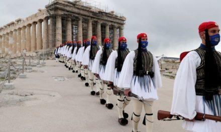 Οι αναρτήσεις στα social media πρεσβειών στην Ελλάδα και αρχηγών κρατών για την 25η Μαρτίου