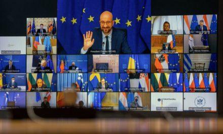 Σύνοδος Κορυφής-Η Κοινή Δήλωση των 27 καλεί την Τουρκία να απέχει από μονομερείς ενέργειες