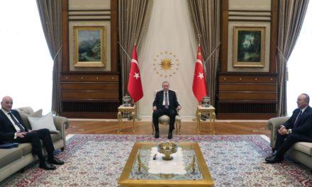 Συναντήσεις Δένδια με Ερντογάν – Τσαβούσογλου: Οι γνωστές τουρκικές θέσεις σε νέο περιτύλιγμα;