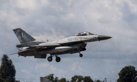Η αεροπορική άσκηση «Ηνίοχος 2021» σε εικόνες