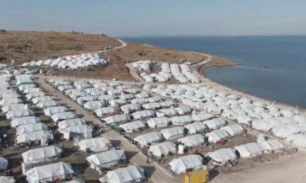 Μυτιλήνη: Εκκενώνεται για να κλείσει ο καταυλισμός του Καρά Τεπέ