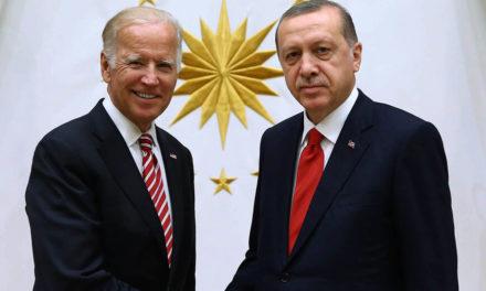 Τηλεφωνική επικοινωνία Μπάιντεν – Ερντογάν