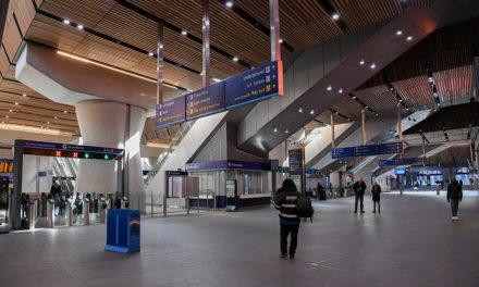 Ξανά σε λειτουργία ο σιδηροδρομικός σταθμός στο Λονδίνο που έκλεισε λόγω ύποπτου αντικειμένου
