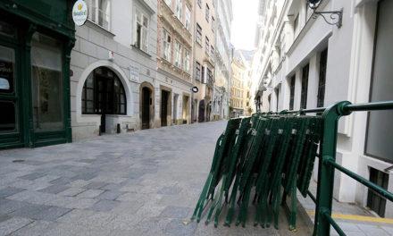 Παράταση του «σκληρού» lockdown σε τρία κρατίδια της Αυστρίας