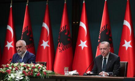 Παρέμβαση Ερντογάν υπέρ Ράμα πριν τις βουλευτικές εκλογές στη χώρα