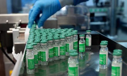 Το προπύργιο των ανταρτών, η Ιντλίμπ, έλαβε τα πρώτα εμβόλια