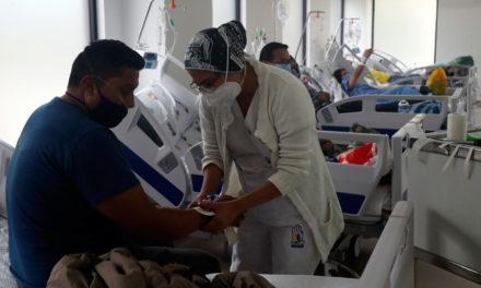 Πληρότητα 100% στα νοσοκομεία, καμία ελεύθερη ΜΕΘ covid στο Κίτο