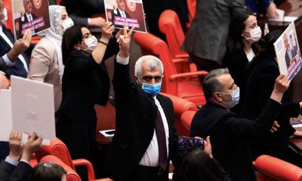 Συνελήφθη βουλευτής του φιλοκουρδικού κόμματος HDP