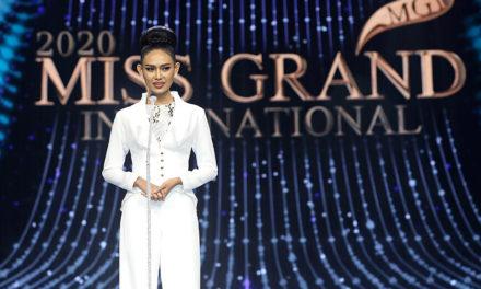 Μοντέλο από τη Μιανμάρ έχασε το «στέμμα» αλλά «τα έβαλε» με τη χούντα