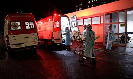 Πάνω από 43.000 κρούσματα κορονοϊού στη Βραζιλία μέσα σε ένα 24ωρο