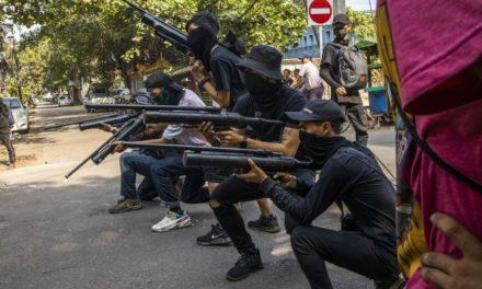Κίνδυνο εμφυλίου στη Μιανμάρ βλέπει ο υπουργός Εξωτερικών της Γερμανίας