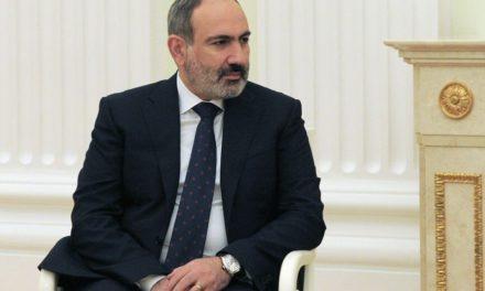 Παραιτήθηκε ο Πασινιάν ενόψει των βουλευτικών εκλογών του Ιουνίου