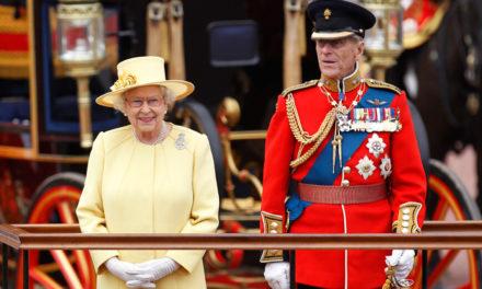 Έσπασε την σιωπή της για τον θάνατο του πρίγκιπα Φίλιππου