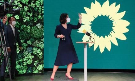 Πρώτο κόμμα οι Πράσινοι σε νέα δημοσκόπηση