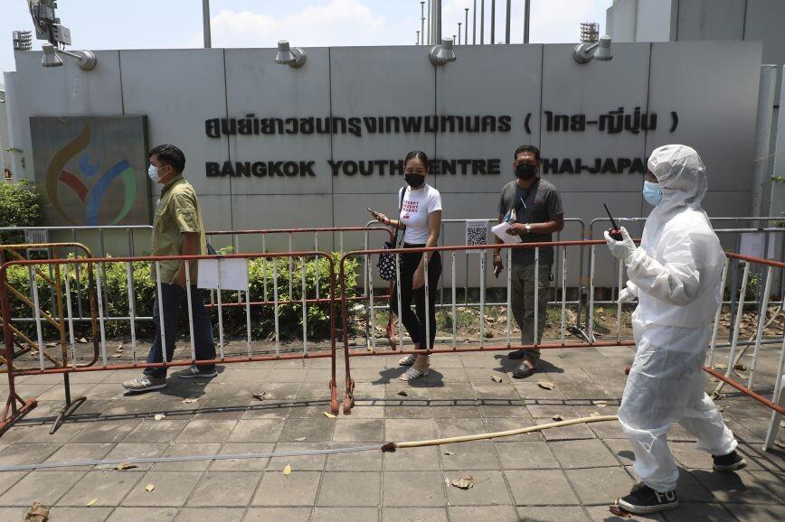 Ρεκόρ θανάτων από κορονοϊό για δεύτερη συνεχόμενη ημέρα στην Ταϊλάνδη