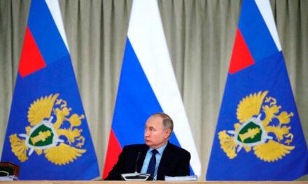Η Ρωσία θα απαντήσει γρήγορα και «ασύμμετρα» στις όποιες προκλήσεις