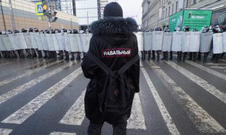 Έρευνες και συλλήψεις στη Ρωσία πριν τις διαδηλώσεις υπέρ Ναβάλνι