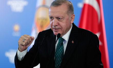 Στόχος του να βλάψει την Τουρκία