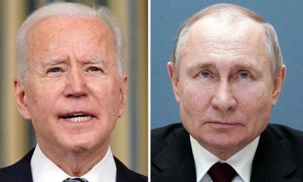 Ενδεχομένως τον Ιούνιο μια συνάντηση κορυφής Μπάιντεν-Πούτιν