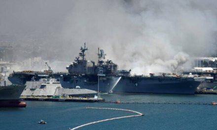 Αμερικανικά πολεμικά πλοία θα αναπτυχθούν στην Μαύρη Θάλασσα