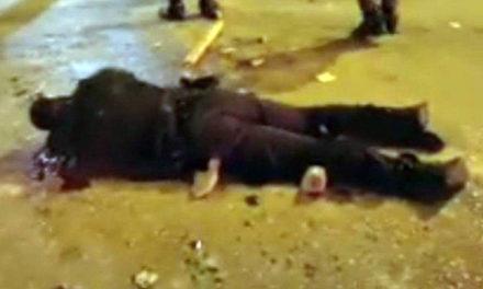 «Γλίτωσα επειδή πίστεψαν πως είμαι νεκρός» – Σοκάρει η κατάθεση του αστυνομικού