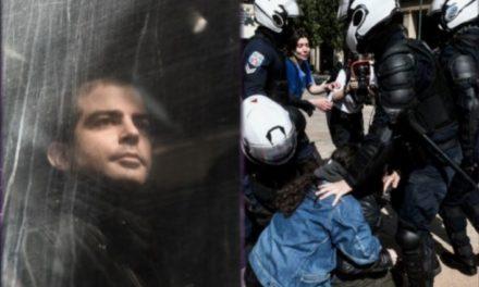 Ένταση, χημικά και προσαγωγές στο κέντρο της Αθήνας σε συγκέντρωση για τον Κουφοντίνα – Ανάμεσα στους προσαχθέντες ο γιος του, Έκτορας – ΒΙΝΤΕΟ – ΦΩΤΟ