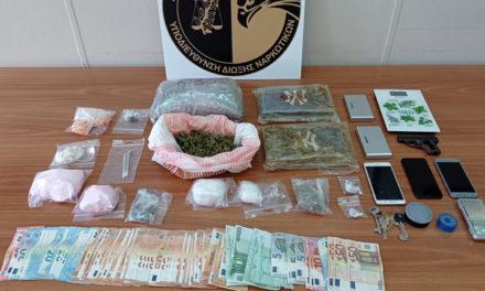 Υποδιεύθυνση Δίωξης Ναρκωτικών: Χειροπέδες σε διακινητές κοκαΐνης