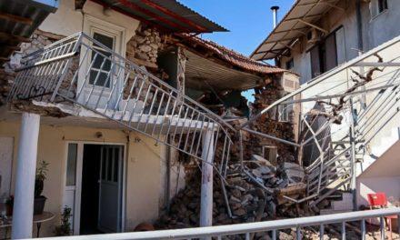 Ισχυρός σεισμός 5,8 Ρίχτερ στην Ελασσόνα -Αισθητός και στην Αττική