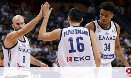 Eurobasket 2022: Στο Μιλάνο η Εθνική ομάδα – Οι αντίπαλοι στα τελικά της διοργάνωσης