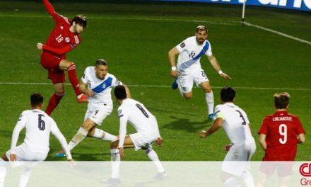 ΣΠΟΡ   Ελλάδα-Γεωργία 1-1: Δυσκολεύει η υπόθεση πρόκριση