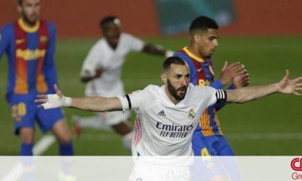 La Liga, Ρεάλ Μαδρίτης-Μπαρτσελόνα 2-1: Η Βασίλισσα πήρε το Clasico και πάτησε κορυφή