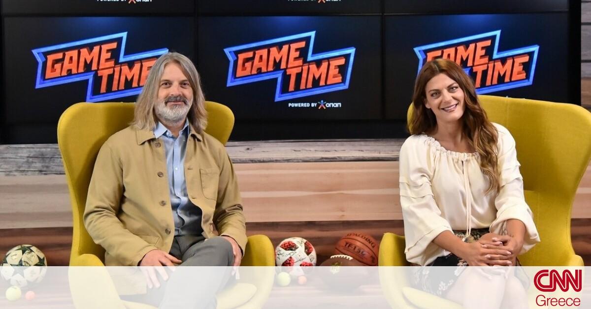 ΟΠΑΠ Game Time: Ο Αντρέα Παλομπαρίνι αναλύει τη Serie A και το ντέρμπι Μάντσεστερ Γ.-Λίβερπουλ