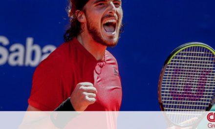 Στον τελικό του Barcelona Open ο Στέφανος Τσιτσιπάς