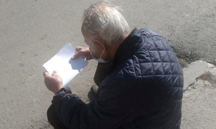 Μυτιλήνη: Παρέμβαση εισαγγελέα για την εγκατάλειψη ηλικιωμένου που νοσούσε από κορονοϊό κατά την έξοδό του από το νοσοκομείο