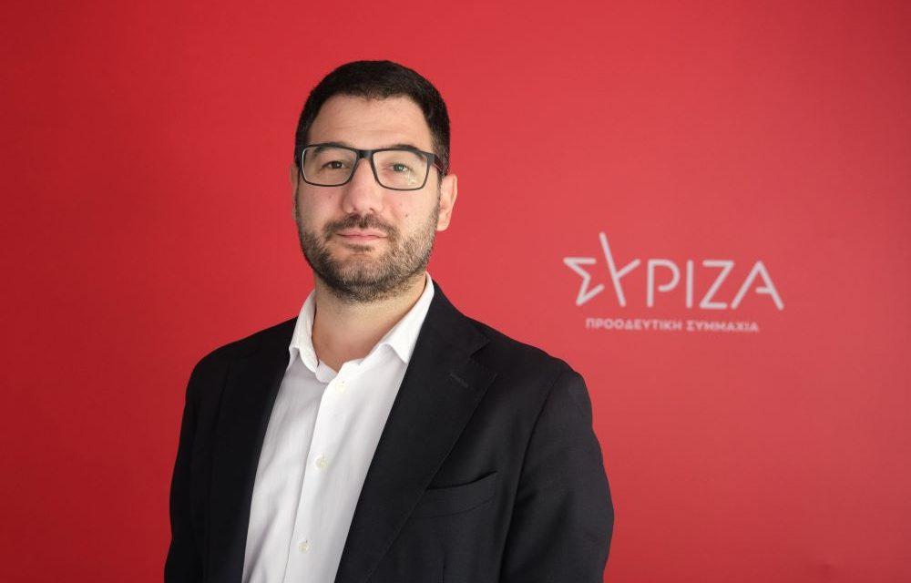 Ηλιόπουλος: Μονόδρομος η στήριξη με ισχυρές δημόσιες δαπάνες για αποφυγή λουκέτων και απολύσεων