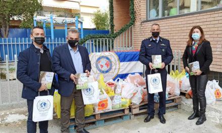 Η ΙΡΑ Αθηνών / Αττικής στηρίζει την Κιβωτό προσφέροντας τρόφιμα και βιβλία