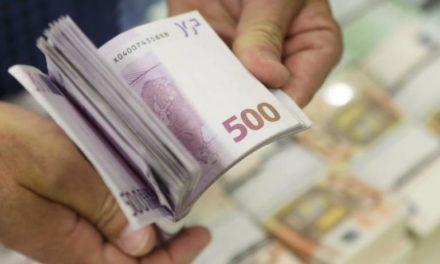 """""""Βρέχει"""" λεφτά σήμερα: Καταβολή 260,5 εκατομμυρίων ευρώ σε 611.618 δικαιούχους από το Υπουργείο Εργασίας"""