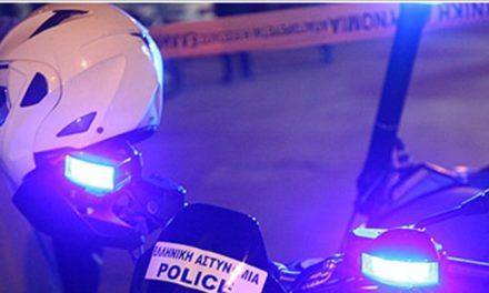 Αστυνομική επιχείρηση σε Διαβατά, Εύοσμο και στην περιοχή του ΟΣΕ