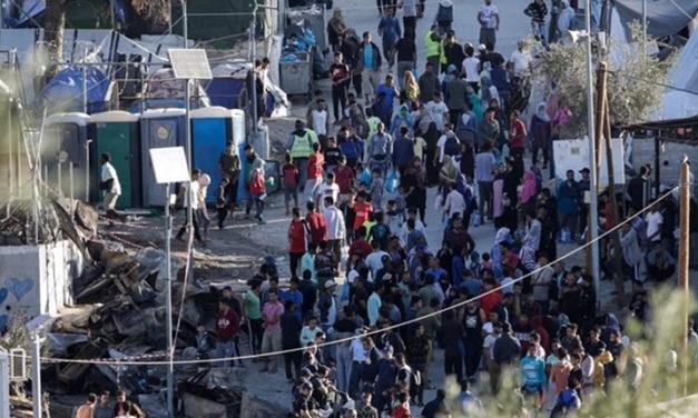 Ανατέθηκε σε εταιρία σεκιούριτι η φύλαξη κλειστής δομής μεταναστών