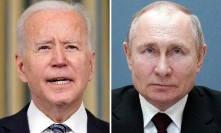 Πούτιν και Μπάιντεν τονίζουν την ανάγκη αποκλιμάκωσης