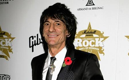 Ο Ρόνι Γουντ των Rolling Stones νίκησε για δεύτερη φορά τον καρκίνο
