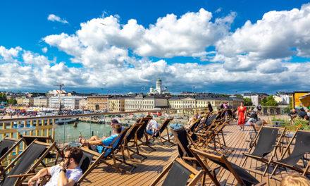 Μείωση κρουσμάτων στη Φινλανδία, ανοίγουν τα εστιατόρια