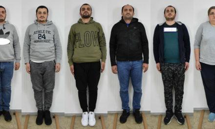 Αυτοί είναι οι 6 συλληφθέντες Γεωργιανοί «μπουκαδόροι» με τις δεκάδες διαρρήξεις