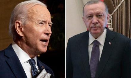 Ο Μπάιντεν είπε στον Ερντογάν ότι θα αναγνωρίσει την Γενοκτονία των Αρμενίων
