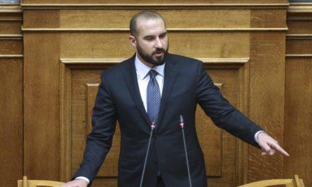 """Τζανακόπουλος για Κουφοντίνα : """"Η ΝΔ βάζει στο πολιτικό ζύγι την ανθρώπινη ζωή – Ανεπίτρεπτο να λειτουργεί εκδικητικά και με όρους βεντέτας"""" – ΒΙΝΤΕΟ"""