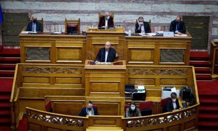 Βουλή: Σκληρή κόντρα ΝΔ – ΣΥΡΙΖΑ για τον Κουφοντίνα