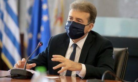 Νέα ευρεία σύσκεψη υπό τον Υπουργό Προστασίας του Πολίτη, Μιχάλη Χρυσοχοΐδη